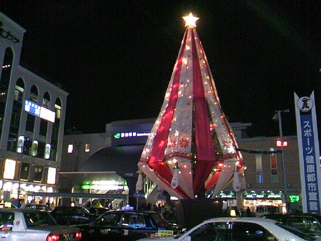クリスマスだねえ~