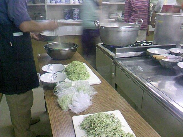 浜町公民館料理教室