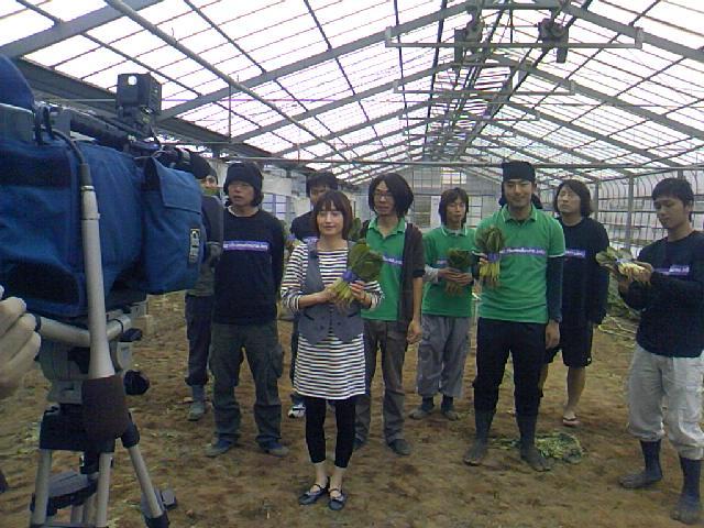 船橋習志野テレビJCNの取材を受けました