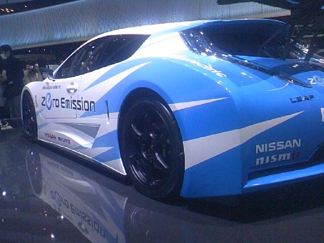 2011東京モーターショー